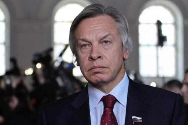 Пушков: США истерично реагируют на усиление России