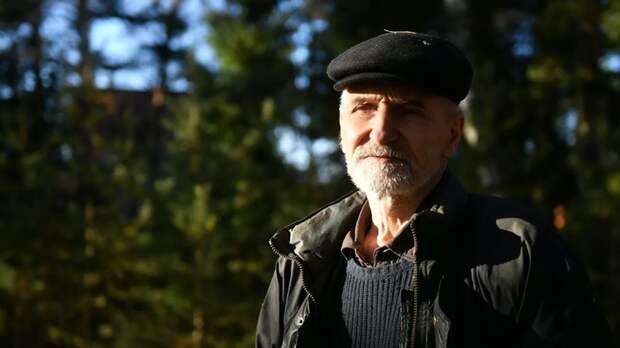 Жена рассказала о состоянии здоровья актёра Петра Мамонова