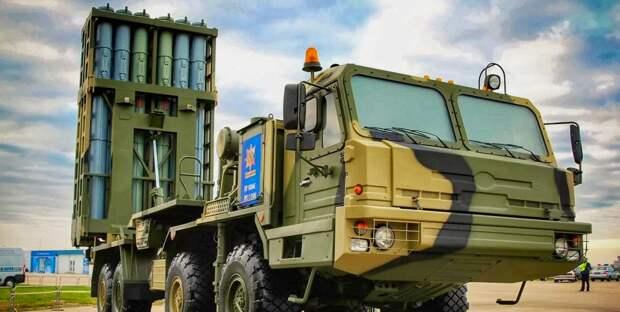 Первая зенитно-ракетная система С-350 будет размещена в Ленинградской области