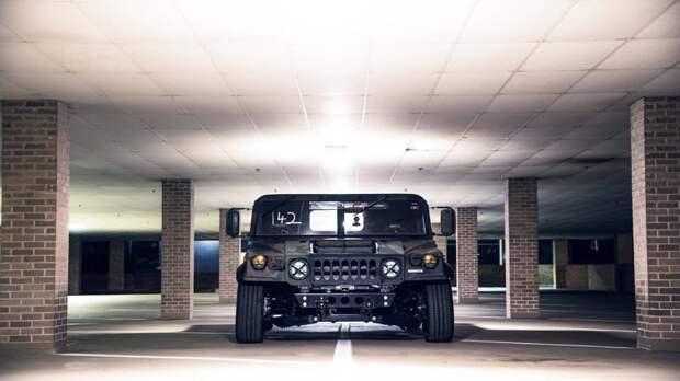 Hummer H1 Track Titan - дорожный гоночный заниженный монстр HMMWV, hummer, hummer h1, авто, автомобили, внедорожник, джип, тюнинг