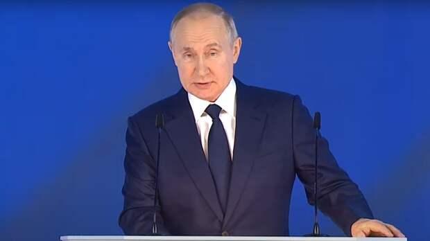 Путин заявил о прорыве российских ученых на фоне пандемии COVID-19