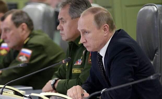 """""""Заднее слово"""" Президента. И другого уже не будет. Иначе бы он не был Путиным…"""