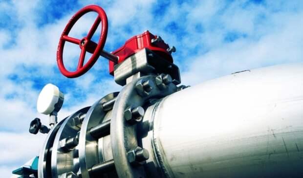 Транзит газа через Украину наращивает «Газпром»