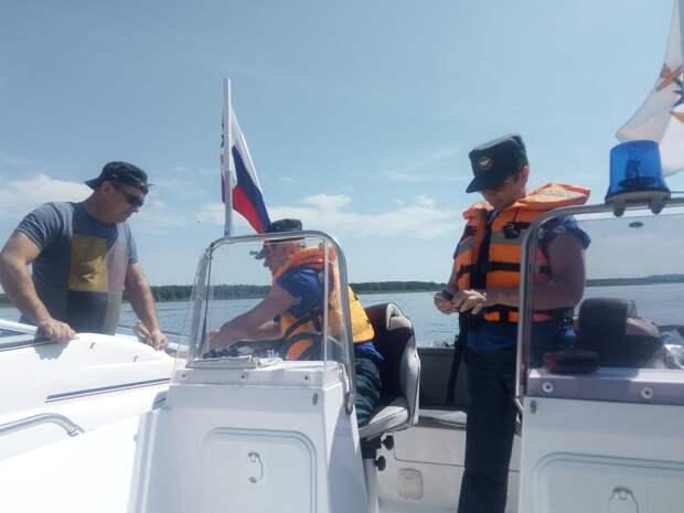 Сезон навигации маломерных судов завершили в Удмуртии
