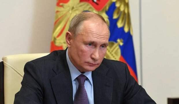 Путин: Пандемия отступает, но расслабляться рано