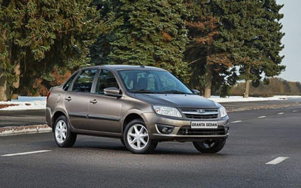 Топ-10 дешевых автомобилей на российском рынке