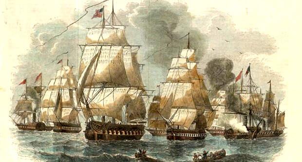 Черные корабли Перри. Как американский флот заставил самураев шагнуть из Средневековья