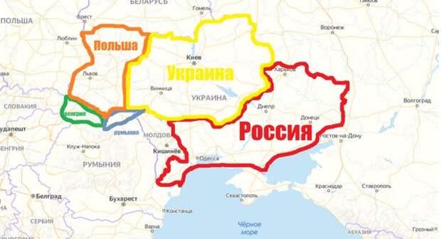 Почему возможное присоединение Юго-Восточной Украины только навредит России, и сможет ли Россия после этого снова стать сверхдержавой