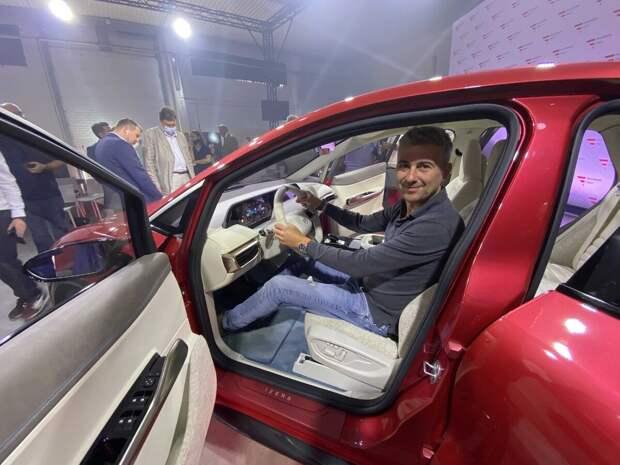 Польша выходит на авторынок с собственной маркой авто Izera