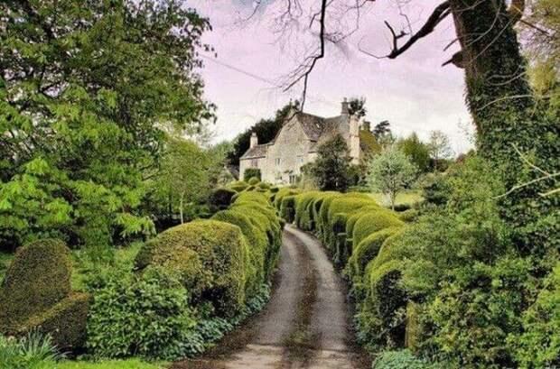 Графство Девоншир — сказочное место
