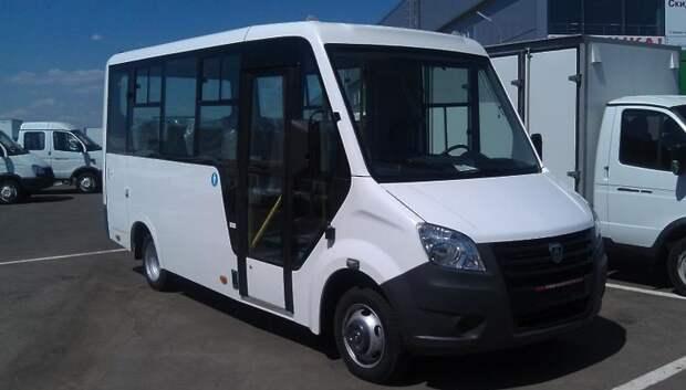 Три новых автобуса появятся на муниципальных маршрутах Подольска