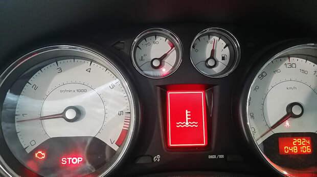Что делать, если антифриз закипел в автомобиле