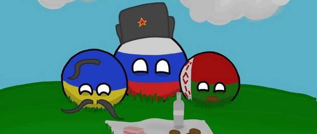 Украина продолжит торговать с Россией и Белоруссией