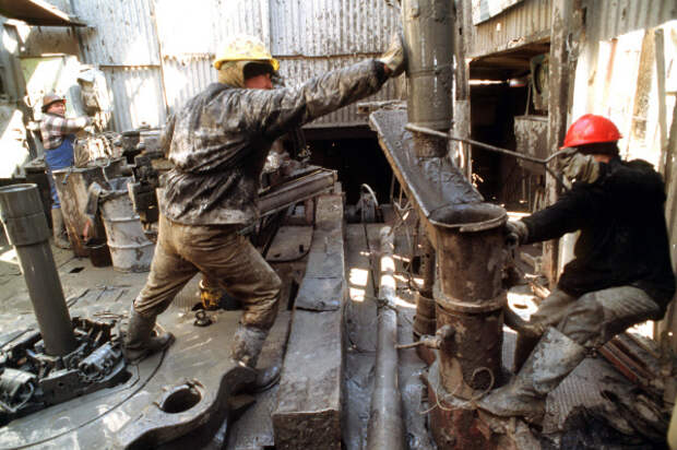 Burenie-Neft-Oil-Surgutneftegaz