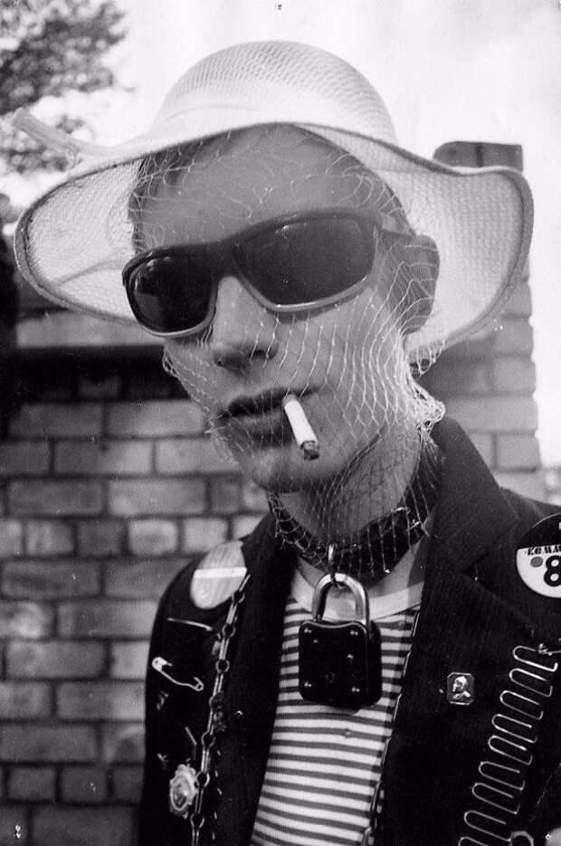 70 искренних фотографий эстонской панк-культуры 1980-х годов 41