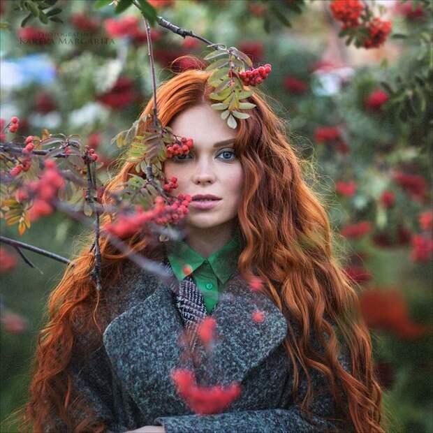 Красивые и милые рыженькие со своей изюминкой