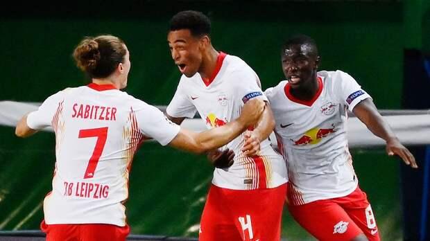 «РБ Лейпциг» забил свой 300-й гол в Бундеслиге за 156 матчей. Лишь у 5 клубов получалось лучше