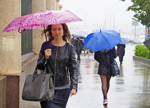 25 сентября в Москве прогнозируется небольшой дождь и до 13 градусов тепла