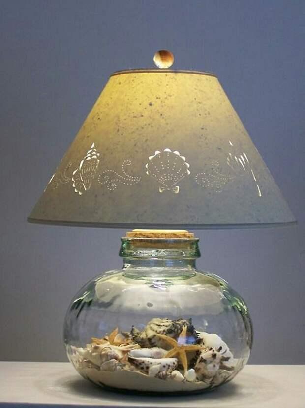 Лампы с коллекциями