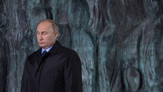 Путин выразил Трампу соболезнования после стрельбы в Техасе