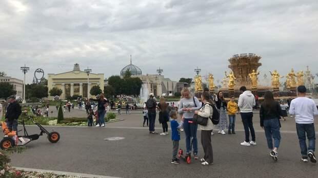 День города отпразднуют в Москве без крупных мероприятий