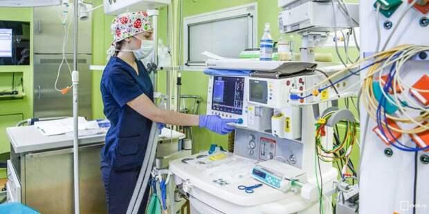 Собянин рассказал о развитии системы онкологической помощи в Москве. Фото: mos.ru