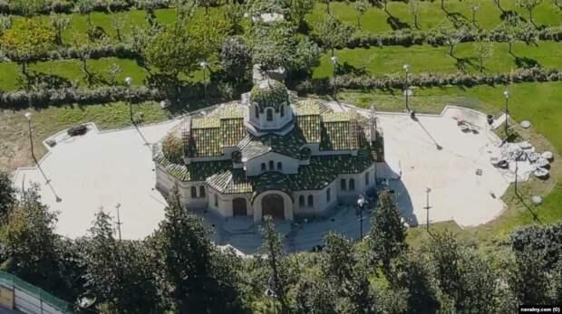 """Что вы думаете про """"дворец Путина"""" в Геленджике?"""