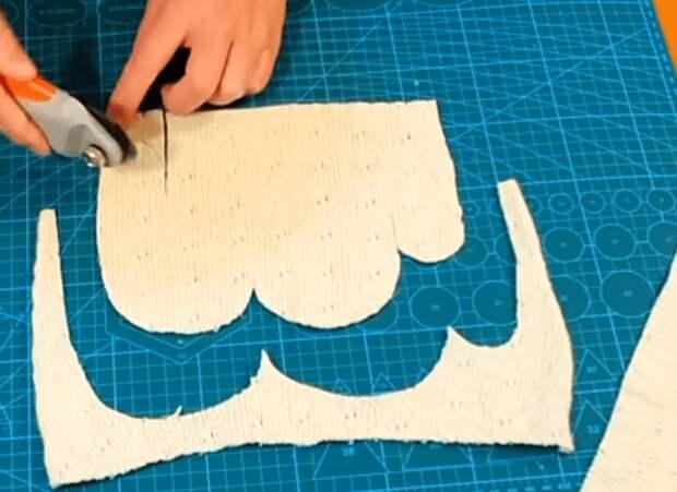 Мастерица хотела выкинула старую кофту, но придумала 3 креативные вещи из неё