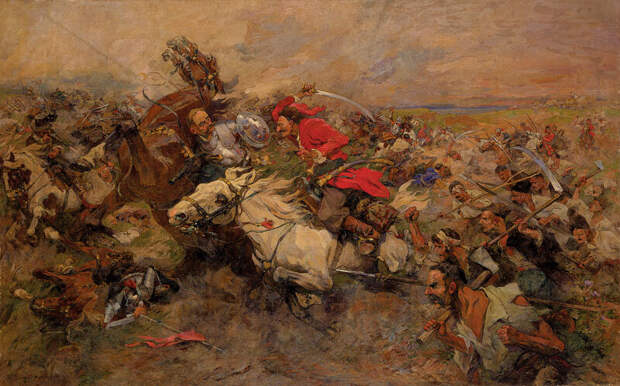 Никита Галаган: легендарный подвиг украинского «Ивана Сусанина»