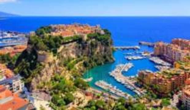 Въездной турпорток из России в княжество Монако увеличился на 39%