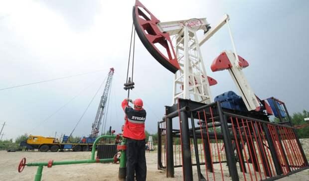 На6% сократилась добыча нефти ЛУКОЙЛа вIполугодии 2020