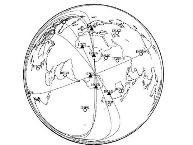 В Антарктиде обнаружен загадочный круг_3