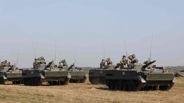 В Sohu посоветовали России и Белоруссии создать единый орган управления войсками