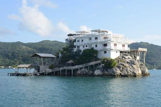 Остров Данбар, Гондурас