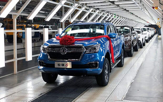 Mercedes-Benz X-класса превратили в китайский пикап