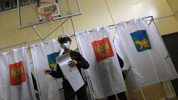 В ЕР отметили высокую явку избирателей на Дальнем Востоке в первый день голосования