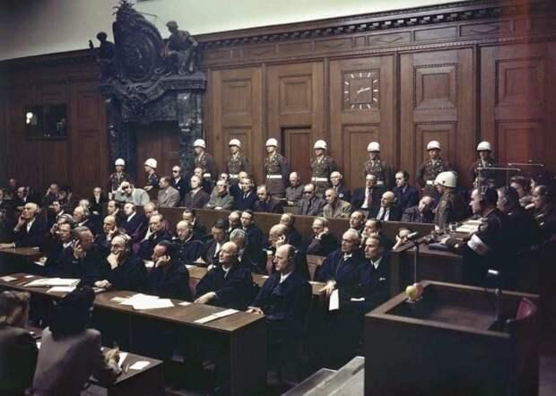 В Москве предупредили фальсификаторов, что документы Нюрнбергского трибунала невозможно пересмотреть