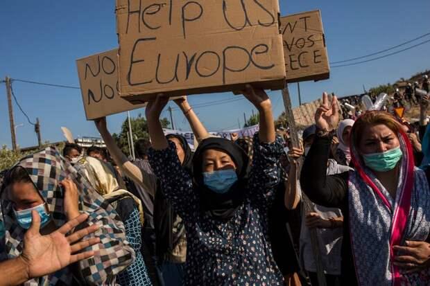 Глупо заставлять мигрантов верить в Аллаха толерантно, по европейски