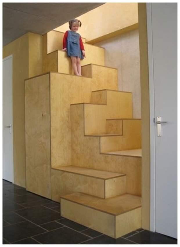 Странных и необычных Фабрика идей, идеи, красота, лестницы, странное, строительство, удивительно