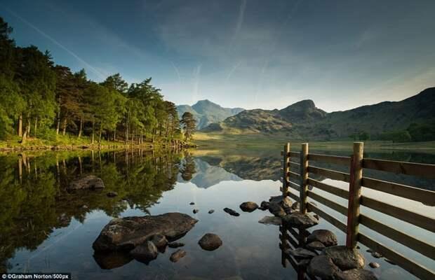 Национальный парк Лейк дистрикт, Англия европа, красоты, национальные парки, природа