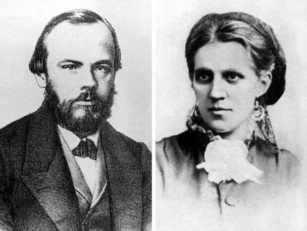 7 историй о семейной жизни наших любимых гениев