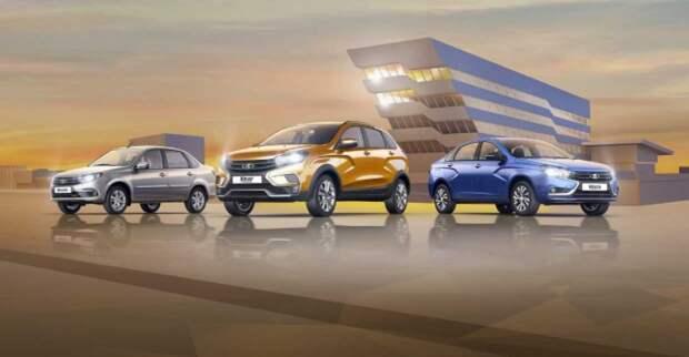 """""""АВТОВАЗ"""" в январе увеличил продажи автомобилей на 0,3%"""