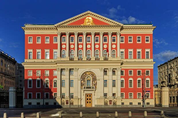 Ковид-диссиденты «заминировали» здание правительства Москвы