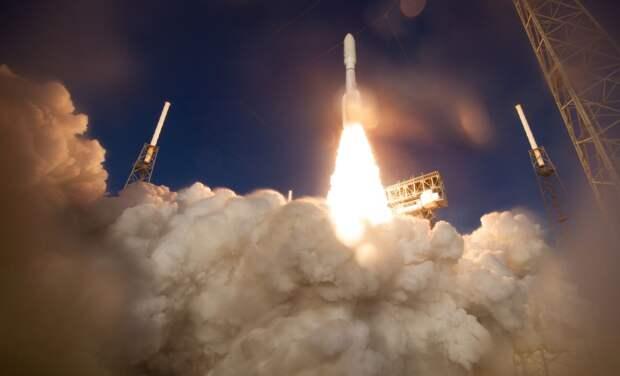 США в стремлении к превосходству в космосе