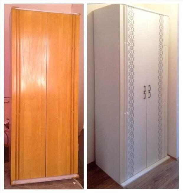Переделки стенок и шкафов (Трафик)