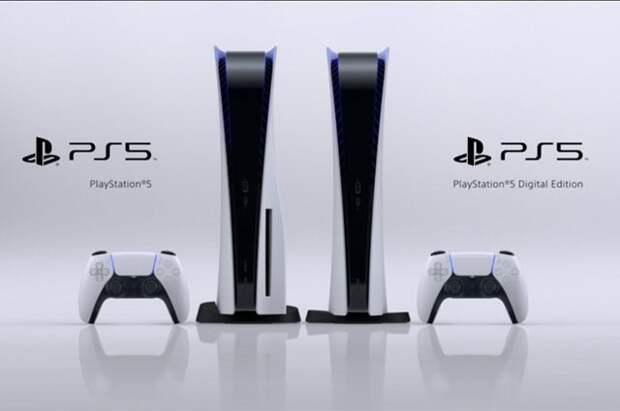Sony PlayStation 5 признали самой популярной игровой приставкой в истории