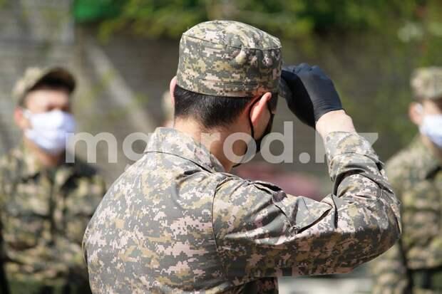 Пятеро военных получили травмы в Мангистау