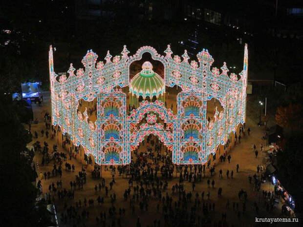 Фестивали света