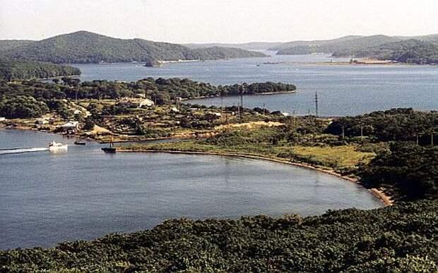 Загадочный остров