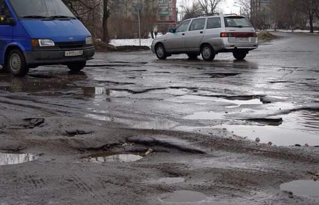 Наконец-то! До чиновников дошло, что в России плохие дороги!